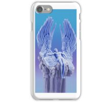 ๑۩۞۩๑BLUE ANGEL..I LAID ME DOWN AND SLEPT.. IPHONE CASE๑۩۞۩๑ iPhone Case/Skin
