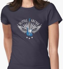Seattle Grunge Women's Fitted T-Shirt