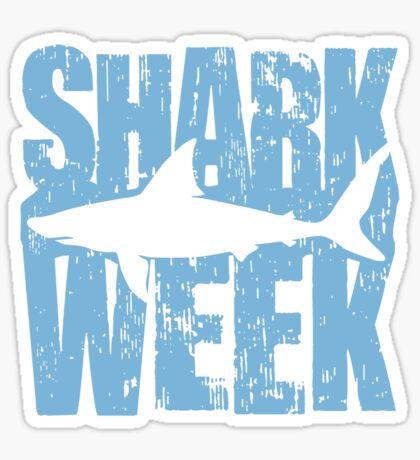 Shark Week Sticker