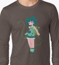 Bulbasaur Girl Long Sleeve T-Shirt