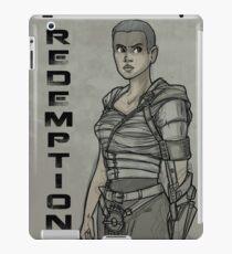 Redemption iPad Case/Skin