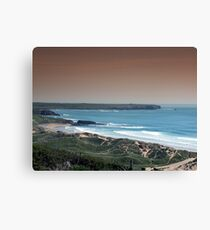 Freshwater West Canvas Print