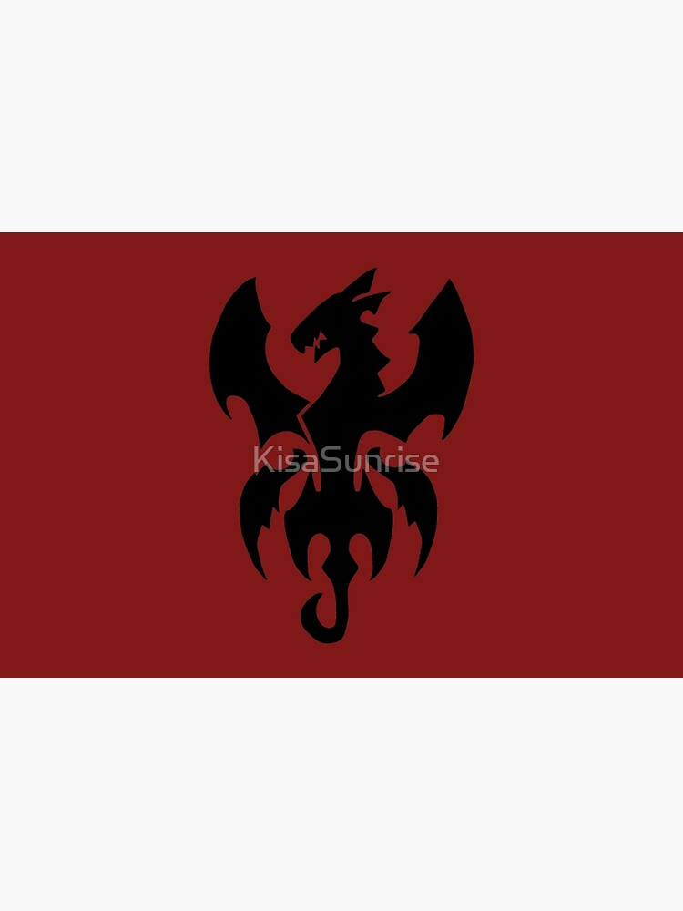 Fire Dragon King Power Fairy Tail Laptop Skin