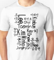 All Shinee Unisex T-Shirt