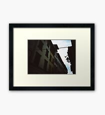 Fly Florence Fly Framed Print