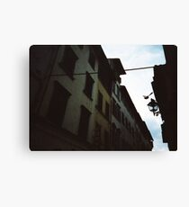 Fly Florence Fly Canvas Print