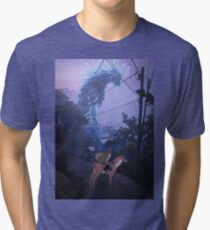 the journey to the west  Tri-blend T-Shirt