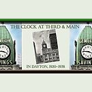 Gem City Clock Mug by steeber