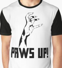Paws Up! Graphic T-Shirt