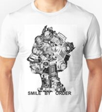 Smile By Order. Unisex T-Shirt
