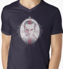 Consulting Criminal V2 Mens V-Neck T-Shirt
