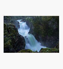 Raging Canyon Photographic Print