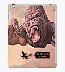 post card iPad Case/Skin