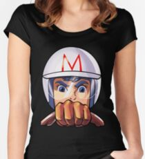 Mach 5 Fitted Scoop T-Shirt