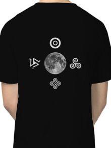 Teen Wolf Pack Symbols White Classic T-Shirt