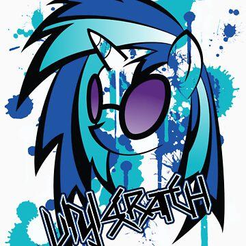 vinyl pony  by ttiimm89