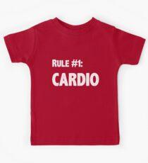 Rule #1 Cardio Kids Tee
