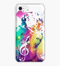 Music Galaxy Case iPhone Case/Skin