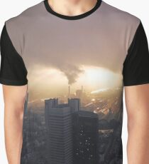 Partly sunny in Frankfurt Graphic T-Shirt
