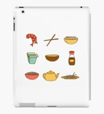 Chinese Food For ALL! iPad Case/Skin