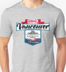 Vancouver Canada Unisex T-Shirt