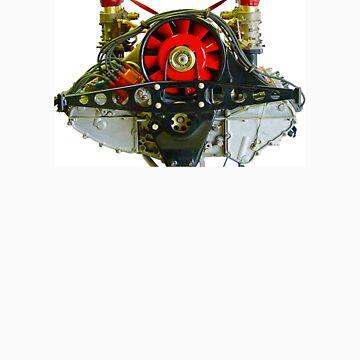 Heart of the Machine II by kingslayers