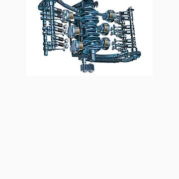 Heart of the Machine III by kingslayers