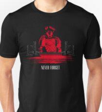 The Red Wedding (Direwolf version) Unisex T-Shirt