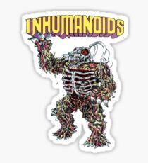 Inhumanoids D.Compose  Sticker