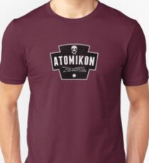 ATOMIKON Hotrods & Motorcycles T-Shirt