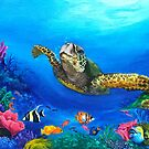 Rainbow Sea by Kathleen Kelly-Thompson