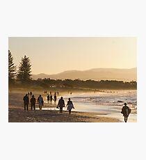 Sunshine Byron Bay Photographic Print
