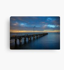 Kingscote Canvas Print