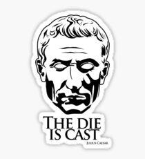 Ceasar Sticker
