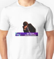 Ben Wyatt, Human Disaster T-Shirt