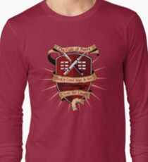 The Code of Harry ( gold ) Long Sleeve T-Shirt