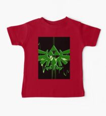 GREEN TRIFORCE Kids Clothes