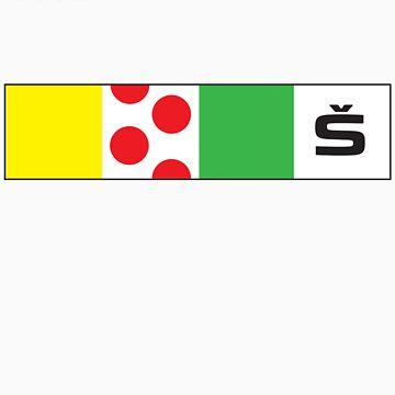 VeloVoices Tour de France T-shirt by VeloVoices