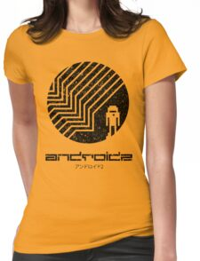 Android 2 Womens Fitted T-Shirt