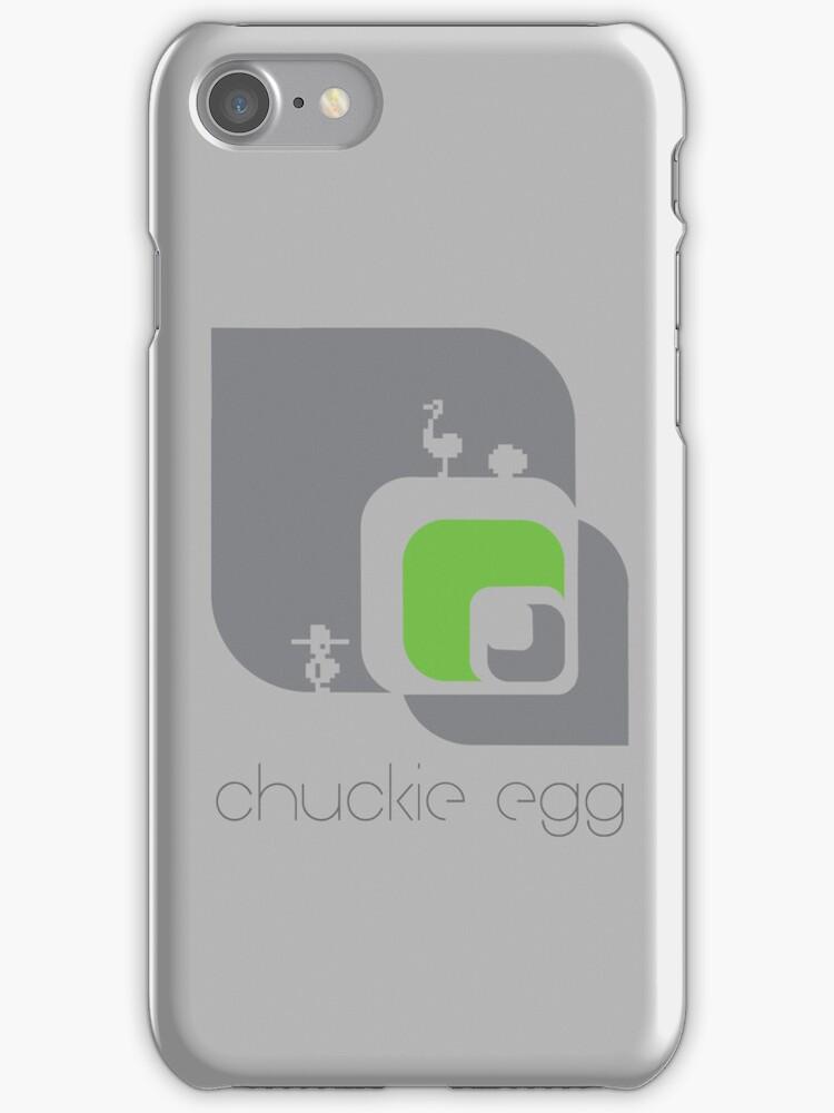Chuckie Egg by slippytee