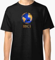 BBC computer originated world (globe) COW logo Classic T-Shirt