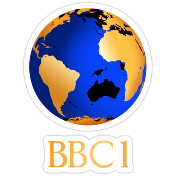 BBC computer originated world (globe) COW logo by unloveablesteve