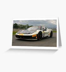 Ferrari Challenge #108 Greeting Card