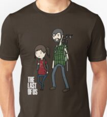 The Last of us Adventure Time Unisex T-Shirt
