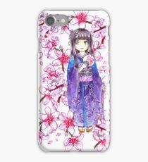 Kimono Gyaru iPhone Case/Skin