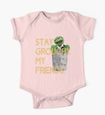 Stay Grouchy Kids Clothes