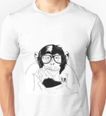 scientific monkey Unisex T-Shirt