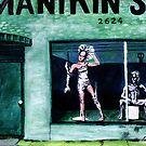 'CHARLOTTE MANiKIN STUDIO' by Jerry Kirk