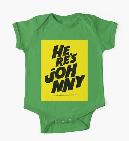 Here's Johnny Kids Clothes