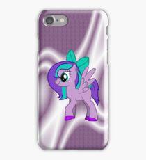 Custom Made Purple Pony iPhone Case/Skin